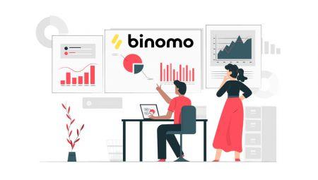Cómo registrarse y comenzar a operar con una cuenta demo en Binomo